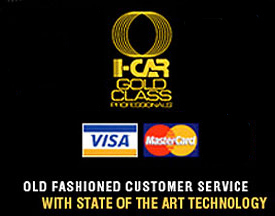 Certifications - ASE and ICAR Gold Class